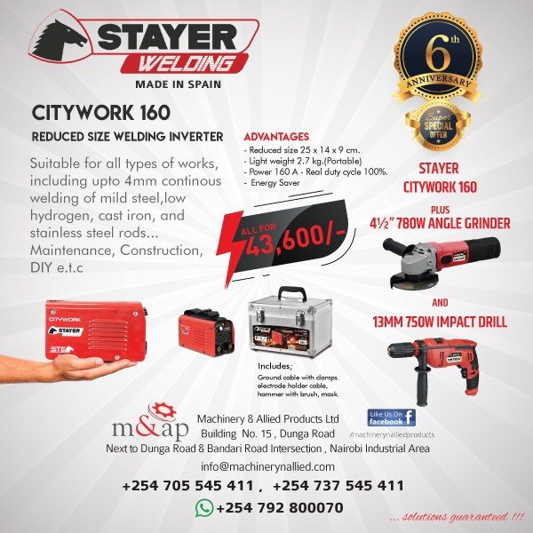 Photo for Stayer Welding April Offer