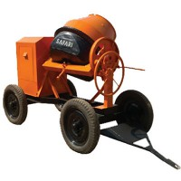 Photo for Hand Feed Concrete Mixer in the General Construction Equipment Category